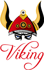 Viking Art & Hobby Shop Logo