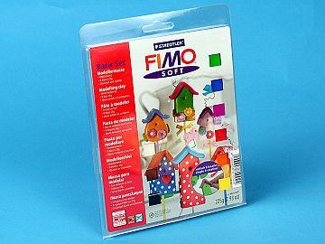 Fimo Soft - Set Modelaj Basic (8023 10)