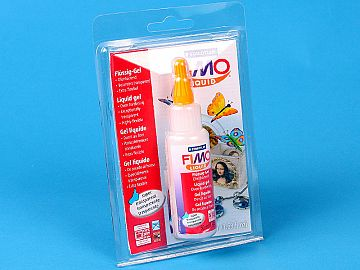 Fimo Liquid - Gel Liquid Transparent 50ml (8050 00)