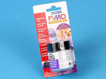 Fimo Accessories - Semi Gloss Varnish 35ml (8705 01 BK)