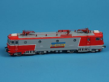 Amintiri Feroviare 10020 Locomotiva Electrica Tip 060-EA CFR Marfa