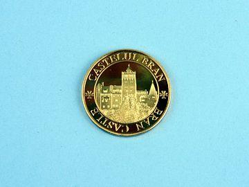 Medalie Castelul Bran & Burzenland WD04