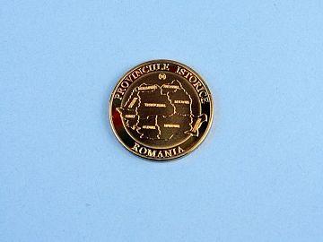Medalie Provinciile Istorice Romania & Stemele WD02