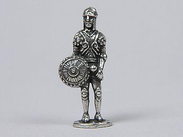 Miniatura Cavaler Medieval (in punga de plastic) KPB