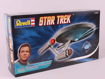 Revell 4880 Star Trek USS Enterprise NCC-1701