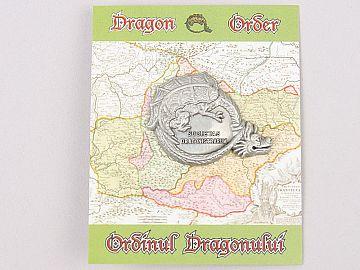 Insigna Ordinul Dragonului QC 04