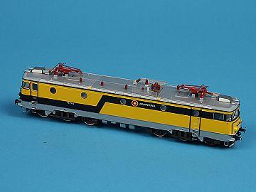 Amintiri Feroviare 10017 Locomotiva Electrica Tip 060-EA CFR Rompetrol