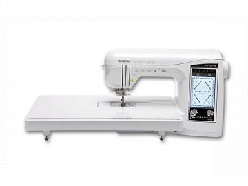 Masina de cusut si quilting Brother Innovis NX 2000 Laura Ashley