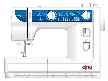 Masina de cusut casnica electromecanica Elna EXPLORE 240