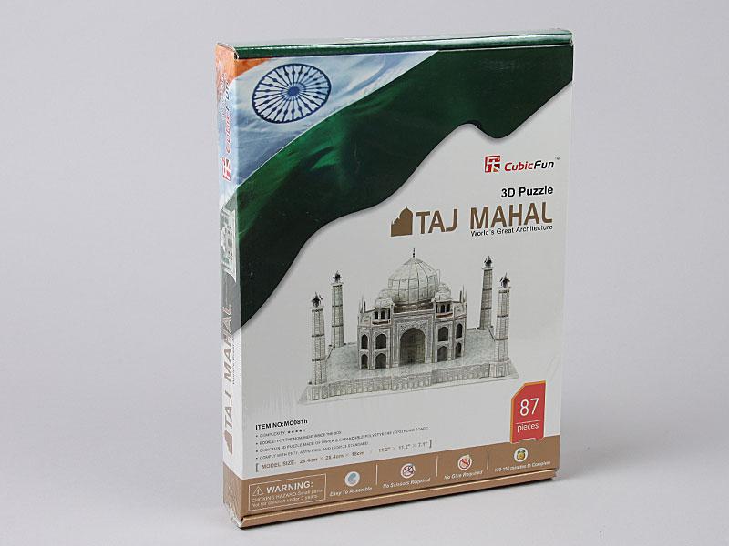 3D Puzzle MC081H Taj Mahal