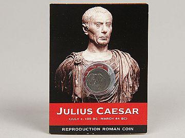 Replica moneda romana Caesar Denarius SRCP1P