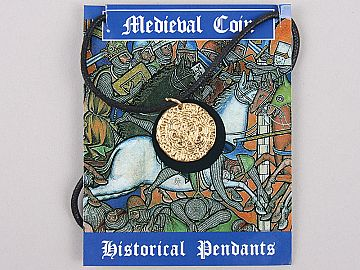 Pandantiv Moneda Medievala MCP