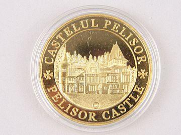 Medalie Castel Peles & Pelisor WD10