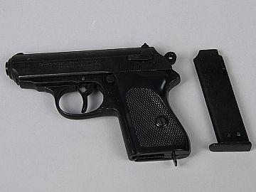 Pistol Carpati SS PPK WSDX 1277