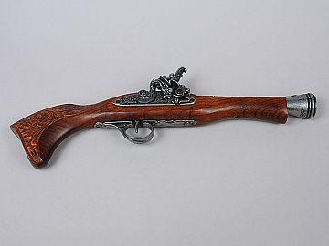 Pistol trabuc sec.XVIII WSDX 1110/G