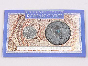 Set 2 Monede Romane campanii militare RCP3