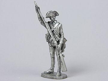 Miniatura Soldat din garda cetatii QC43A